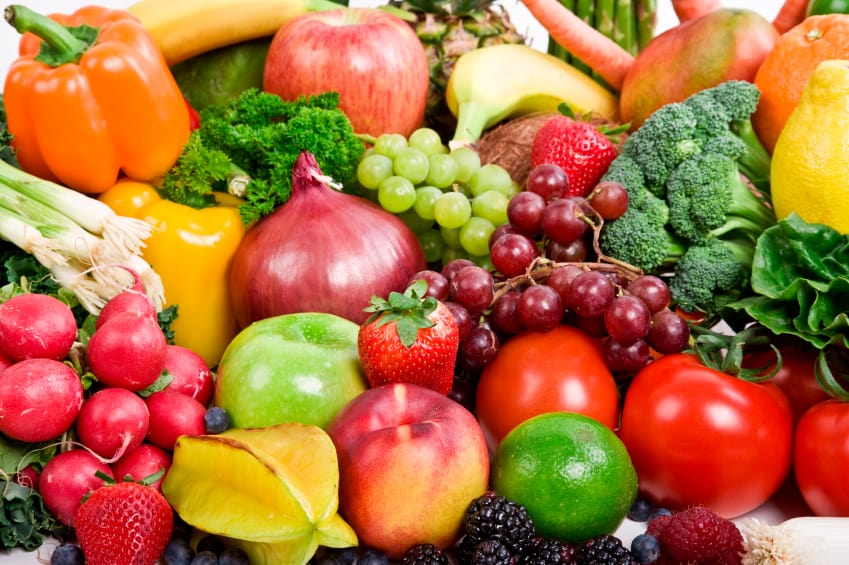 Prevention of prostate cancer Fruits and veggies help prevent prostate cancer