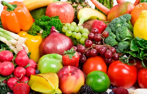 Eat more fruit and vegetables to help prevent prostate cancer