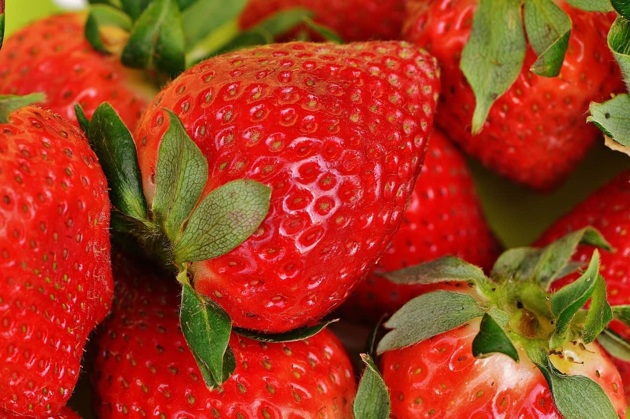 Are Strawberries Good For Men's Health?