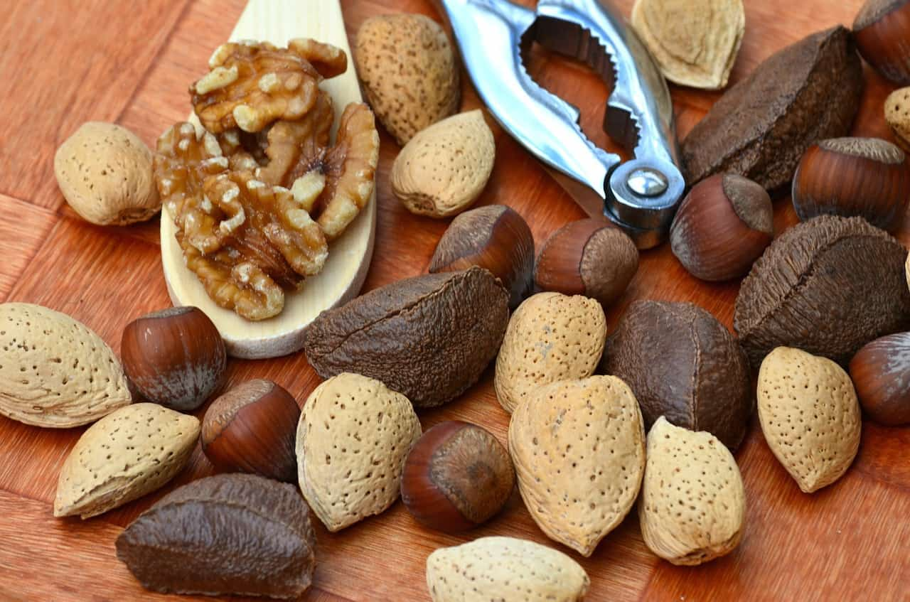 Nuts for prostate health Why go nuts for male fertility