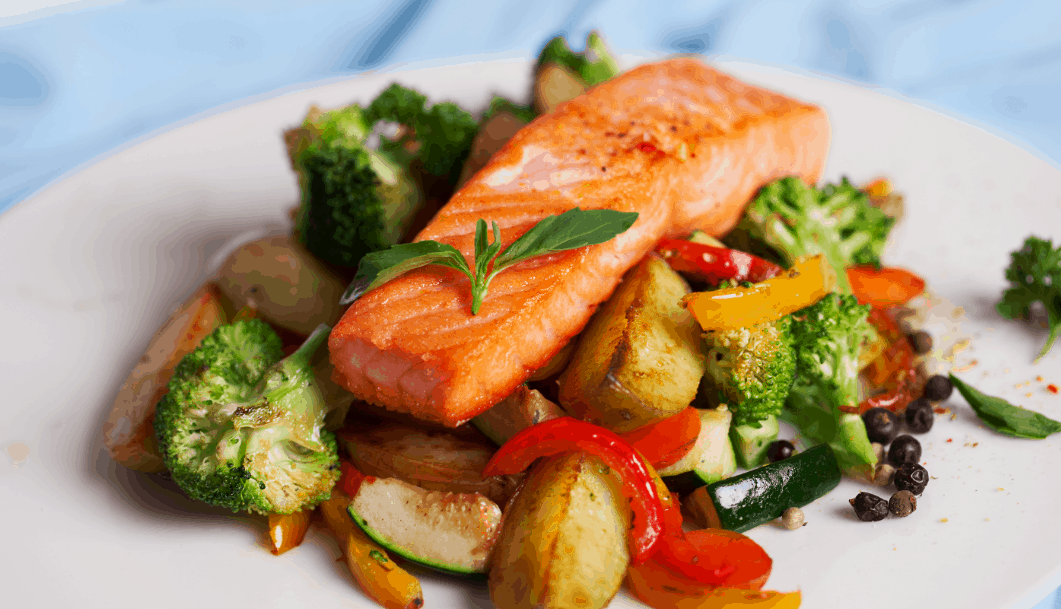 What Men Should Know about Salmon and Prostate Health