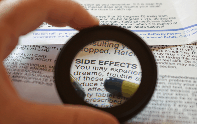 Prosta-Q Side Effects