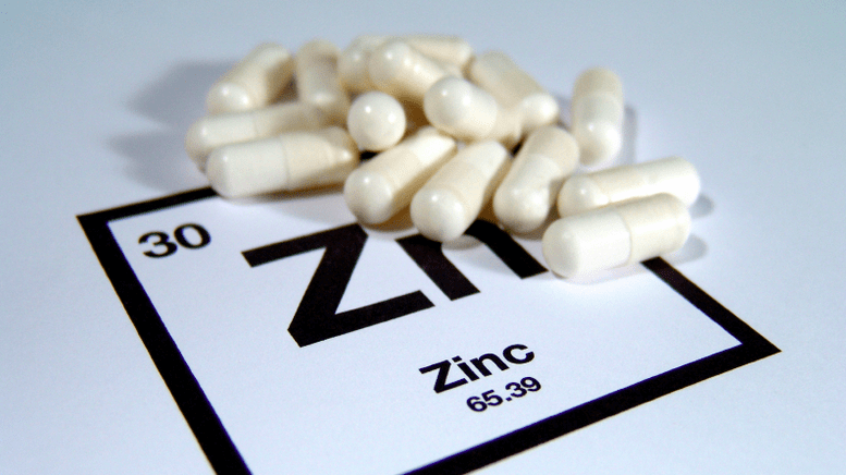 zinc for prostatitis treatment