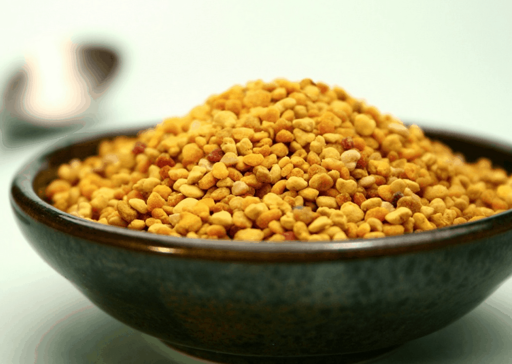 pollen and quercetin restore prostate health
