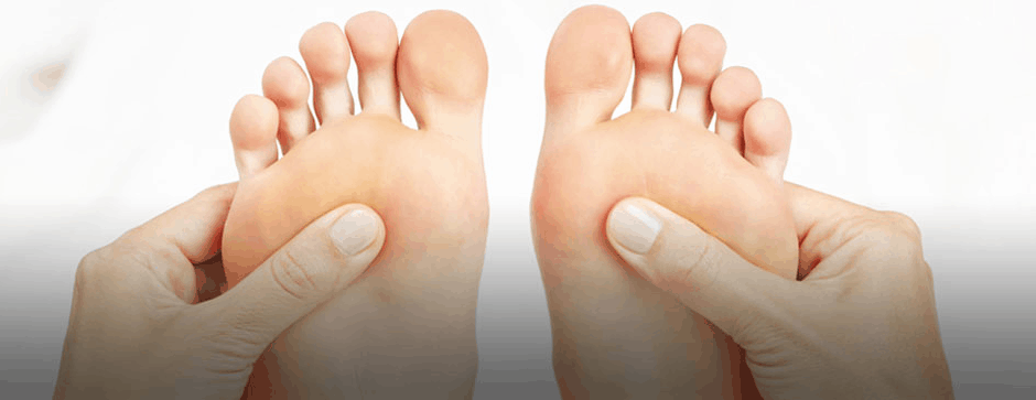 Reflexology treatment for prostatitis