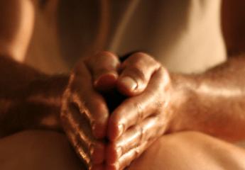prostate massage for enlarged prostate