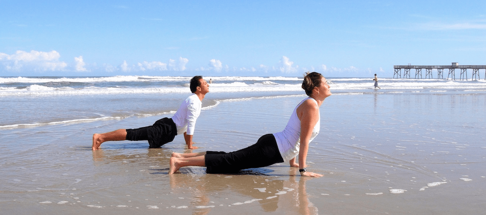 Using Yoga to Treat an Enlarged Prostate