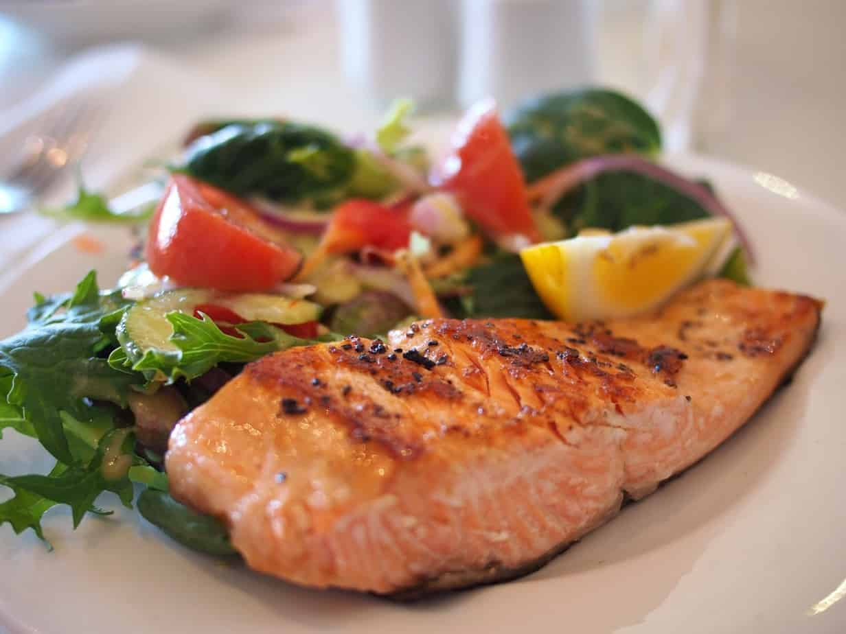 Does Eating Salmon Prevent Prostate Cancer?