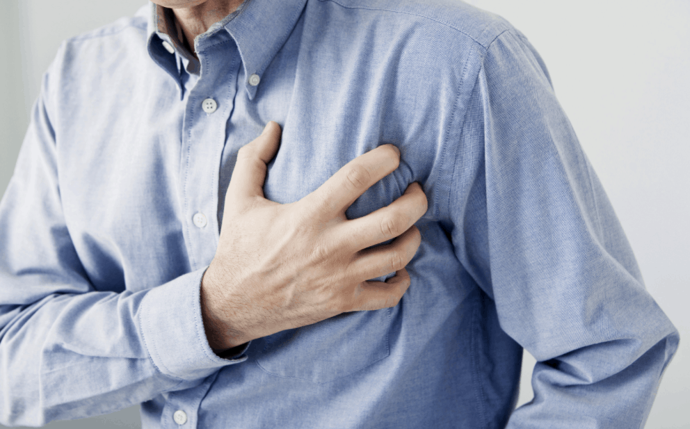 early signs of heart trouble Testosterone and heart disease risk in men, new study