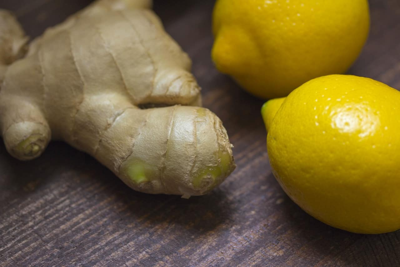 What Are the Health Benefits of Ginger for Men?