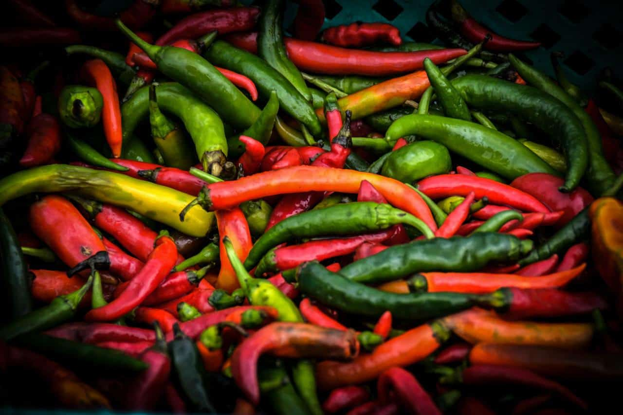 Cayenne pepper for prostate cancer and mens health