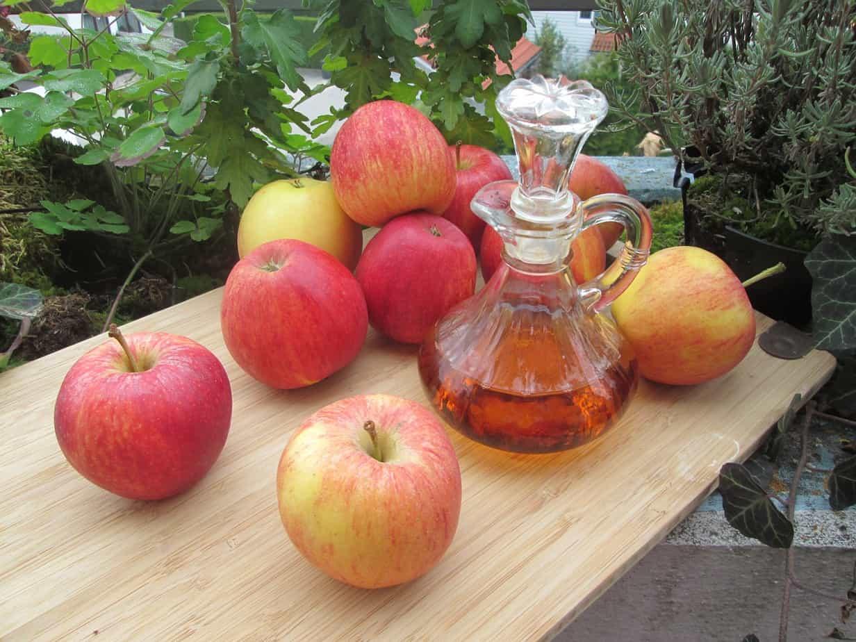 Can apple cider vinegar treat ED