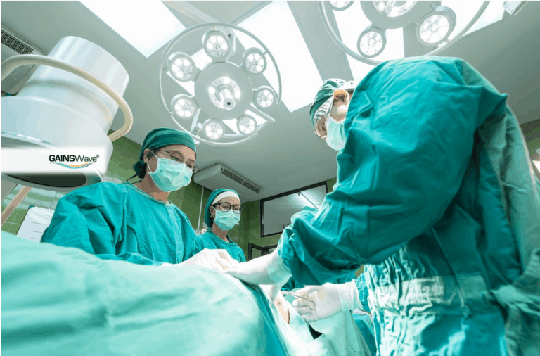 Using GAINSWave to Regain Sexual Function After Prostate Surgery